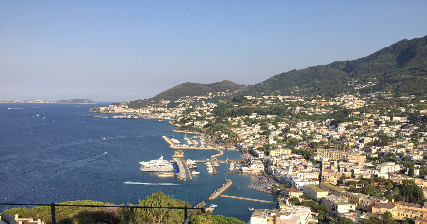ischia boat transfer