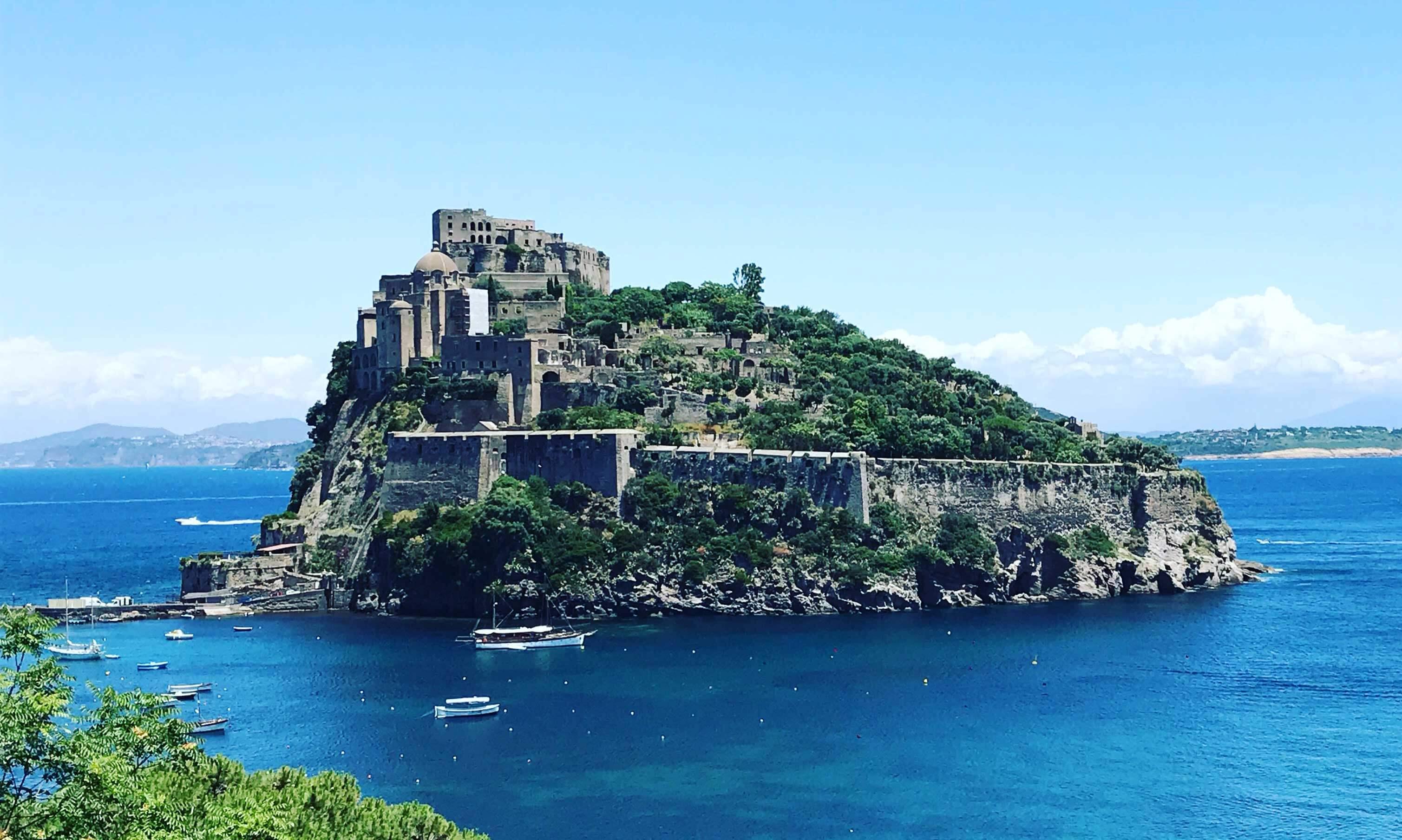 ischia castle Charter