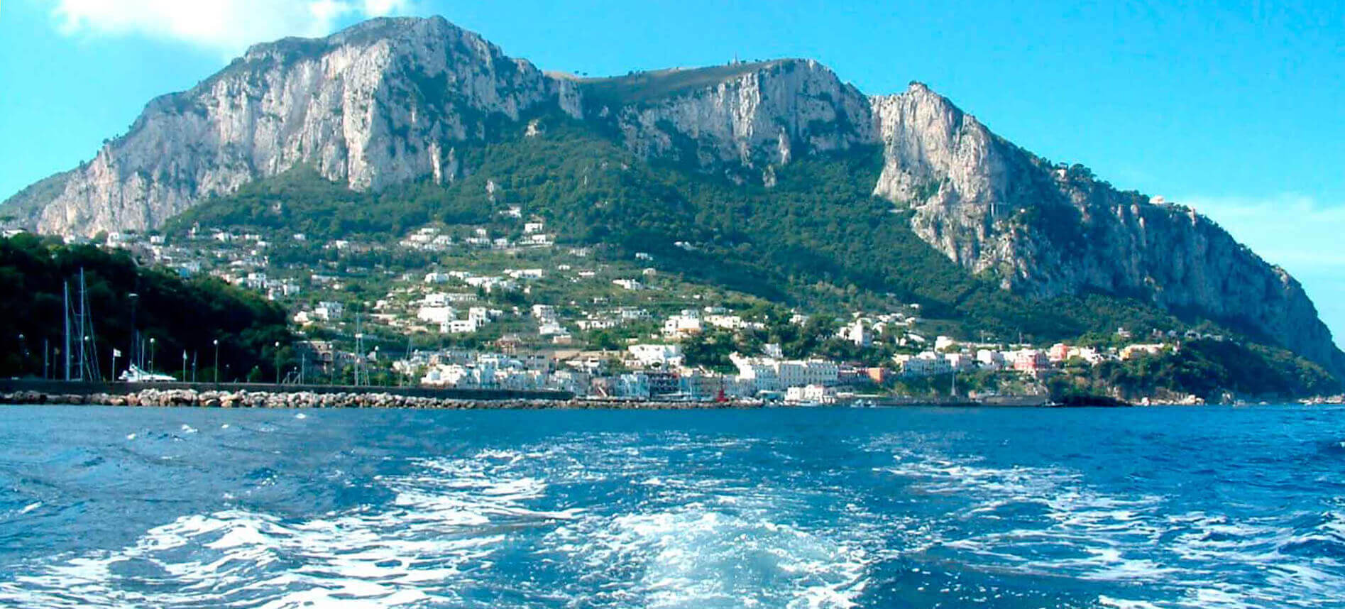 Excursions in Capri with Ischia Charter Boat